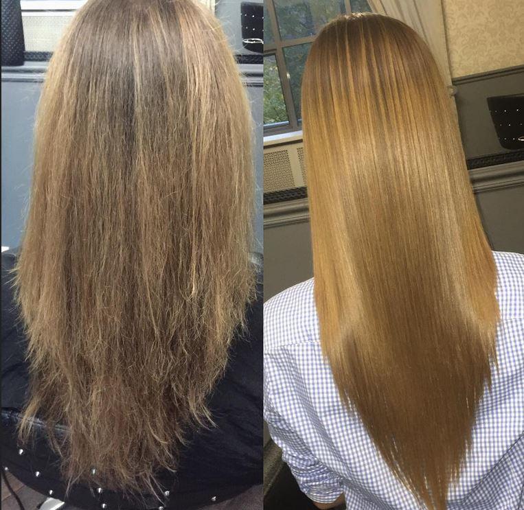 آرایشگاه خوب برای کراتینه مو - سالن کراتینه مو