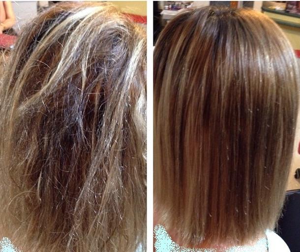 کراتینه مو چیست , مرکز کراتینه مو