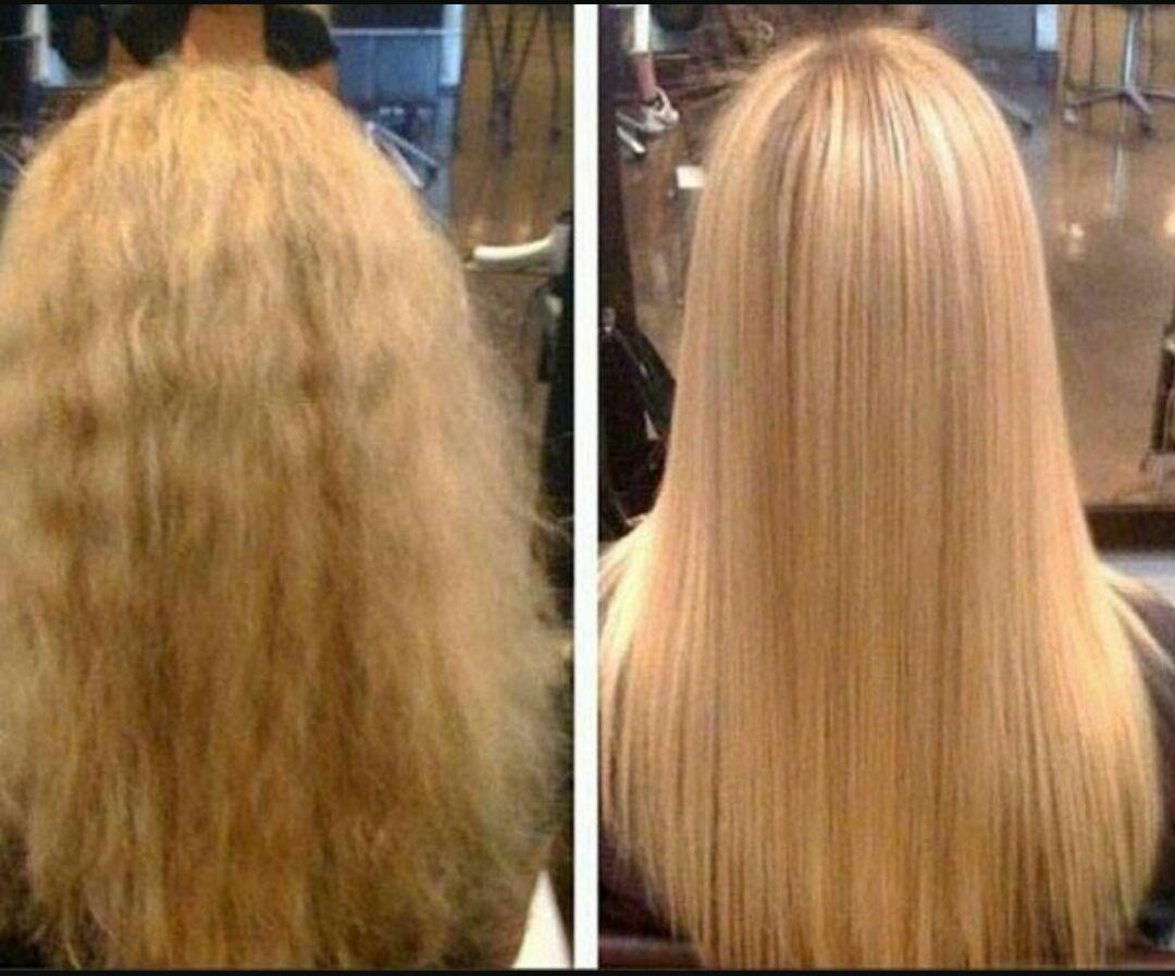 مرکز تخصصی کراتینه مو
